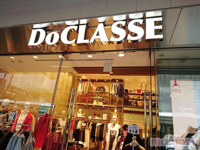 DoCLASSE(ドゥクラッセ)京都四条店