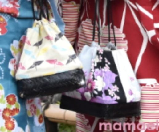 wargoのレンタル巾着バッグ
